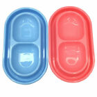Cat Kitten Dish Dog Puppy Feeder Anti Ant Free Pet Bowl No More Ant 3 Colors New