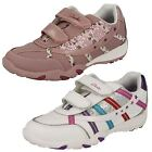 Clarks Girls Casual Trainers Daisy Brite
