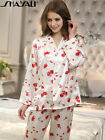 2015 New 100% Natural Silk Women's Pajama Sets Nightgowns Super Soft Wife Gift