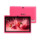 "IRULU 16GB 7""inch Tablet PC Android 6.0 Quad Core Dual Cam Pad with Keyboard"