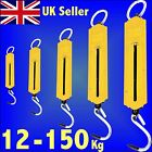 Spring Balance hanging scales luggage fish weighing 12Kg 25Kg 50Kg 100Kg 150Kg