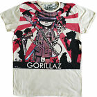 T-shirt Top Gorillaz Japan Band Music - Sizes M - L - XL