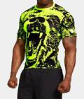 Under Armour Men's Alter Ego BEAST MODE Grizzly Bear Compression Shirt - NEW