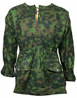 German Army M42 BLURRED EDGE CAMO SMOCK Camouflage - All Sizes - WW2 Elite Repro
