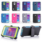 New Defender Series Case & Belt Clip Holster for Samsung Galaxy Note 4
