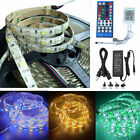 12V 5M RGBWW & RGBW IP65 Waterproof 5050 300LED Strip + Controller + 5A Power