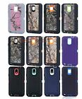 New Defender Camo Series Case Cover & Belt Clip For Samsung Galaxy Note 3