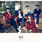 2PM - [NO.5] 5th Album CD +Poster+Booklet(Day.ver. or Night.ver) Sealed K-POP