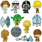 * STARWARS * Machine Applique Embroidery Patterns * 12 Designs, 2 sizes