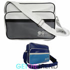 Mens Boys Retro Crosshatch Shoulder Bag Unisex Adults Laptop Cross Body Bag New