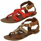 Ladies Clarks Casual Sandals Surf Savvy