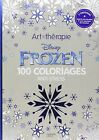 Disney Frozen 100 Anti-Stress, Adult Colouring Book Art Therapy - 9782011553140
