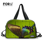 New Large Women's Canvas Gym,Sports Bag Duffel Workout Bag Travel Carry On Teens