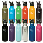 Klean Kanteen Sport Cap Bottle 800ml - walking hiking outdoor water drinking