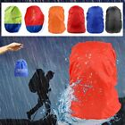 Camping Waterproof Backpack Dust Rain Proof Bag Suitcase Luggage Rucksack Cover