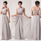 Cheap Sale Sexy Womens Long Wedding Formal Gown Evening Prom Dress 6 8 10~18 20