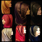 New Design Cotton Classic Shawl, Hijab, Womens Scarf.