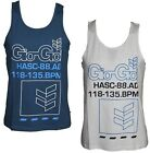 MENS VEST GIO-GOI IN TWO COLOURS ALL SIZES S TO XL RRP £19.99