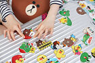 LINE FRIENDS BROWN & CONY Character Multi-Purpose Lovely Point Deco Sticker Set
