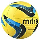 Mitre B3077 Malmo Match Practice Football Outdoor Soccer Ball Size 4 Or 5 Yellow
