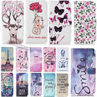 Painted Magnetic Flip Wallet Leather Case Cover Stand Pattern For Iphone 6s Plus