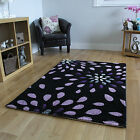 New Small Large Petal Splash Design Rug Soft Easy Clean Modern Rugs Cheap Rugs
