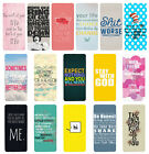 Sayings Quotes Flip Case Cover for Samsung S3 S4 S5 S6 - 33