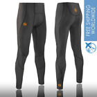 Mens V3000 Compression Space Gray tights running MMA sports skins crossfit gym