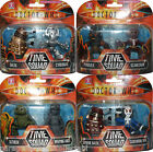 DOCTOR WHO TIME SQUAD TWO FIGURE BLISTER PACKS - Choose from 4 different 2 packs