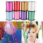New 500Yd Balloon Birthday Gifts Wrapping Wedding Ribbon Decor Wrap Curling Hot