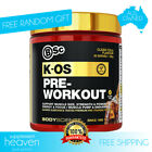 Bodyscience K-Os Pre Work Out -180g 30 Serves - Gold Label Alpha - BSC Kos Pre