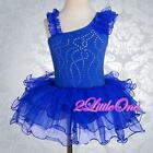 Wholesale Lot 5X pcs Girl Ballet Tutu Dance Costume Leotard Dress Size 2T-7 028