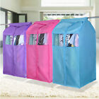 Oxford Cloth Hanging Garment Suit Coat Dust Cover Protector Wardrobe Storage Bag