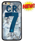 Cristiano Ronaldo Real Madrid CR7 - Case Cover for iPhone 4/4s/5/5s/5c/6/6 Plus