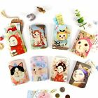 Cute Kawaii Jetoy Pussycat Hologram Name Business Credit Card Pocket Case Wallet