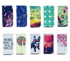 New Present Leather Flip Case Cover & Card Slot For Apple iPhone5 5S 6 6Plus 4S