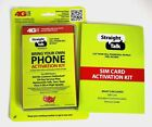 talk direct phone card - Straight Talk (Bring Your Own Phone) SIM Card Activation Kit