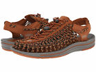 Keen Footwear Outdoor Mens UNEEK Gingerbread/Bronze Mist Sport Sandals 1013239