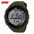 SKMEI Military Outdoor Sport Women And Men Waterproof LED Digital Quartz Watch