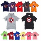 Superhero Film Captain America DC Light Cotton Hooded tshirt Hoodie Hoody Top FC