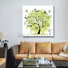Four Season Home Decor Colorful Tree Counted Cross Stitch Kit Embroidery Tree
