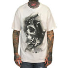 Sullen Art Collective T-Shirt - Death Machine Weiß