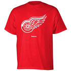 Detroit Red Wings Shirt T-Shirt Officially Licensed Clothing Apparel By The NHL
