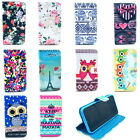 New Present Leather Flip Case Cover with Card Slot For Samsung Galaxy Phone CAH3