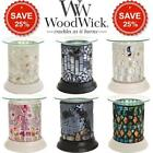 Woodwick Electric Melt Burner 25% OFF- Perfect for Yankee Candle Wax Tarts