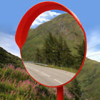 Convex Safety Mirror For Traffic Driveway 30/45/60cm Shop Safety & Security