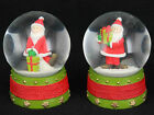 Traditional Santa With Parcel Snow Globe / Dome by Gisela Graham *Christmas Gift