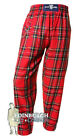 DONNELLI'S - MENS/GENTS CASUAL SCOTTISH TARTAN TROUSERS/PANTS - STEWART ROYAL