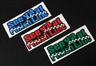 D001 See ya at Finsih Line - Tuning - Decal - Aufkleber Shocker JDM OEM DUB Tuni