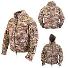 MultiCam / MTP Match Recon Pocketed Fleece Hoodie - Army Fishing Hunting Airsoft